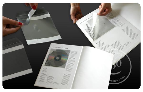 aso cd zarfi kendinden yapiskanli