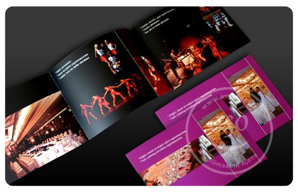 grafik tasarımı, brosur tasarımı ve baskısı