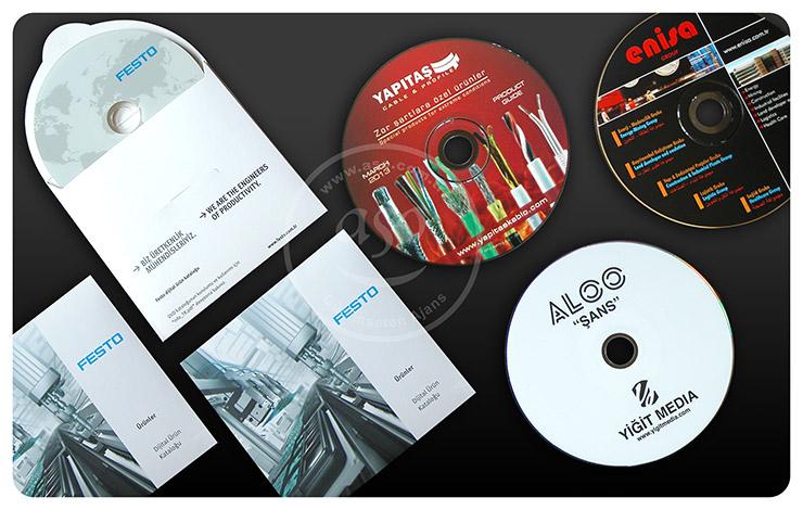 cd çoğaltma, cd kopyalama, cd-dvd yüzey baskı