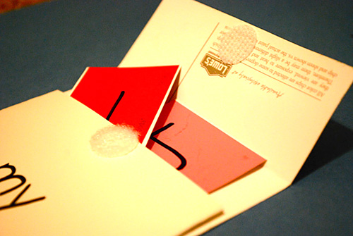 Cirt cirt, zarf ağzı, zarf kapak, cirt cirt kullanılır.