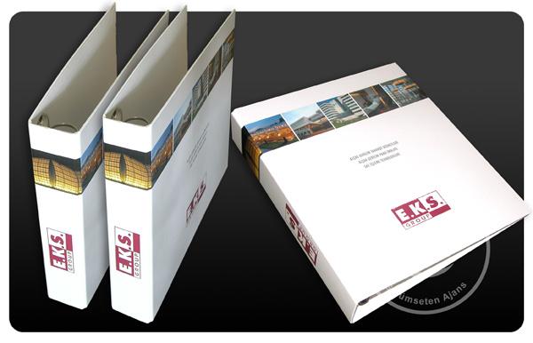 klasör dosya tasarımı ve baskısı