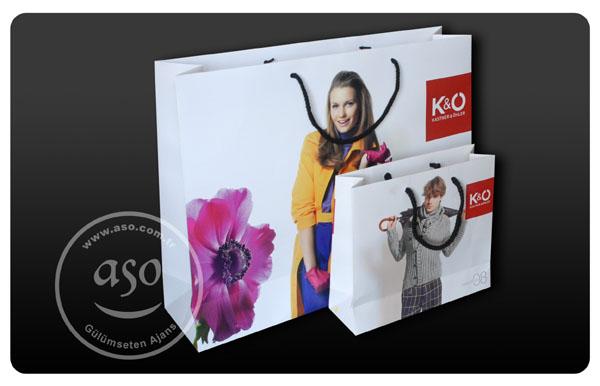 Kastner Ohler, değişik boy karton çanta tasarımları ve üretimi.