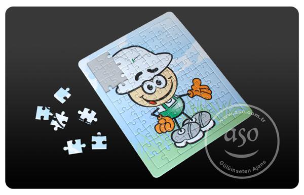 Puzzle promosyon, aso.com.tr
