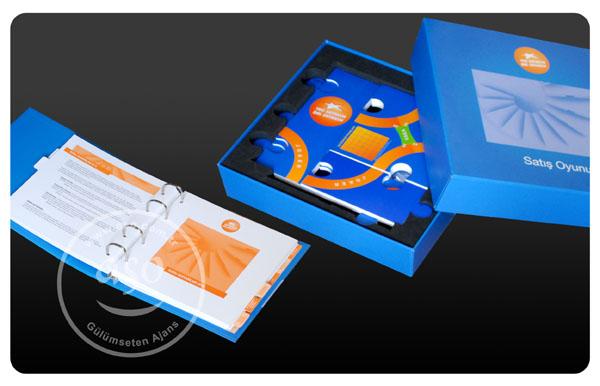 Satış Oyunu, özel tasarım ürünlerimizden sadece biridir.