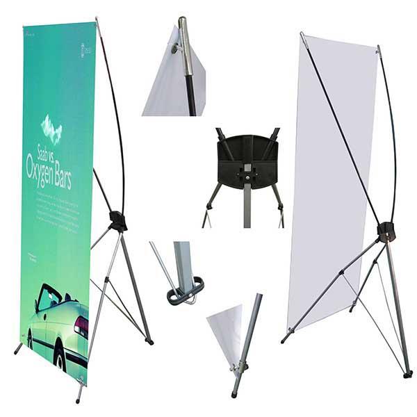 X Banner, x panel, fuar stand, sergileme standı, sunum stand, fuar alanı