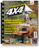 4x4 Freelife Dergisi
